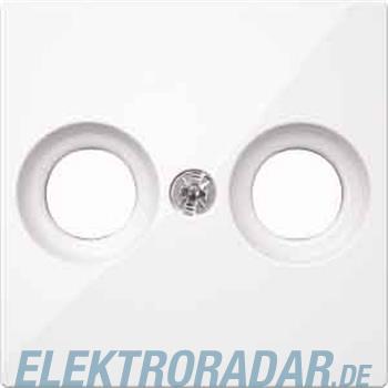 Merten Zentralplatte aws/gl MEG4122-0325