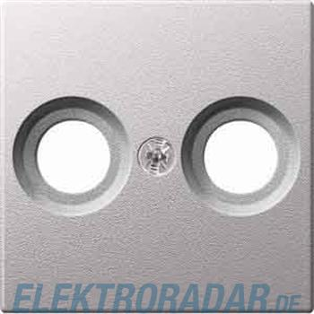 Merten Zentralplatte alu MEG4122-0460