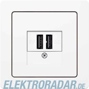 Berker Steckdose USB/3,5mm Audio 3315398989