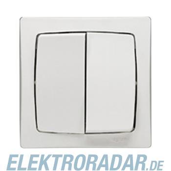 Legrand 86021 AP Doppeltaster Oteo