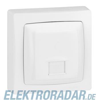 Legrand 86033 AP RJ45 ISDN Anschlussdose Oteo