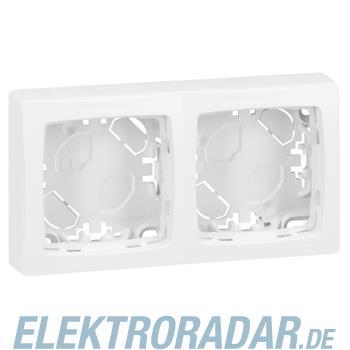 Legrand AP Rahmen 2-fach Oteo, 86092 86092