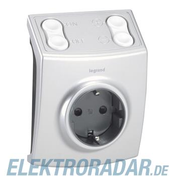 Legrand 88270 IOBL Mobile dimmbare Steckdose 500W PLC/IR
