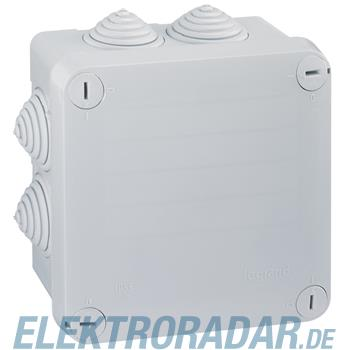 Legrand 92207 Abzweigdose quadratisch 105x105x55mm, 7Stufen Einf
