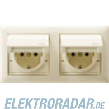 Gira Schuko-Steckds. 2f. cws-gl 115801