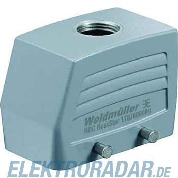 Weidmüller Steckverbinder-Gehäuse HDC 10B TOBU 1PG16G