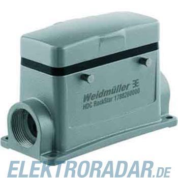 Weidmüller Steckverbinder-Gehäuse HDC 16B SDBO 2PG21G