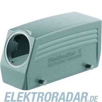 Weidmüller Steckverbinder-Gehäuse HDC24B TSBU 1PG21G H