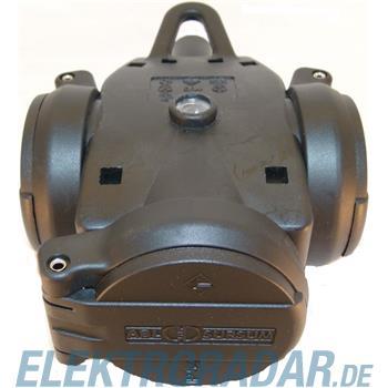 ABL Sursum 2KT-Schuko-3fach-Kupplung 1173503