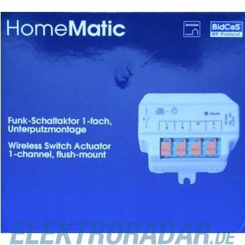 HomeMatic Funk-Schaltaktor 1-fach HM-LC-Sw1-FM 76793