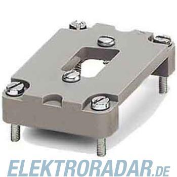 Phoenix Contact D-SUB-Adapterplatte HC-B 6-ADP/1 DSUB 15