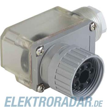 Hirschmann ICON Leitungsdose N 6 R FF S 11