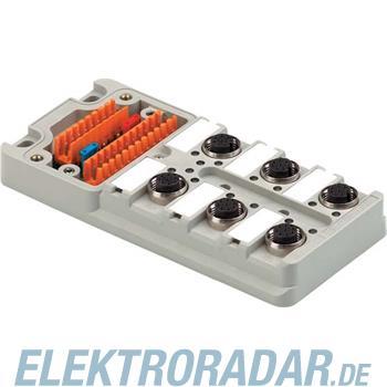 Weidmüller Sensor Aktor Verteiler SAI SAI-6-M 4P M12 UT