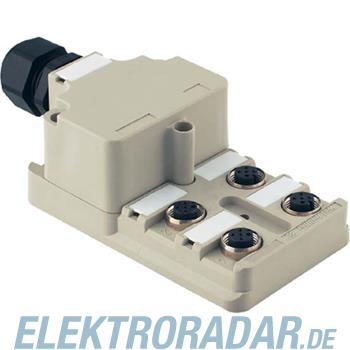 Weidmüller Sensor Aktor Verteiler SAI SAI-8-M 5P M12 OL