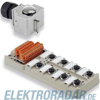 Weidmüller Sensor Aktor Verteiler SAI-8-MHD 5P M12 OL