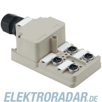 Weidmüller Sensor Aktor Verteiler SAI SAI-4-M 4P IDC