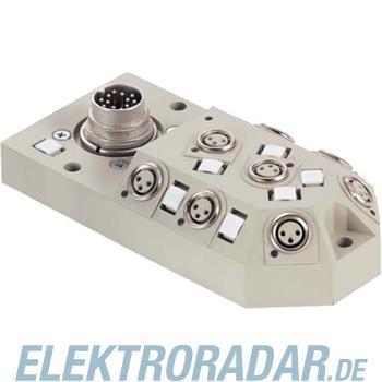 Weidmüller Sensor Aktor Verteiler SAI SAI-8-M16 3P M8
