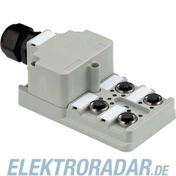 Weidmüller Sensor Aktor Verteiler SAI SAI-4-M 5P M12 1:1
