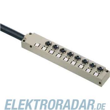 Weidmüller Sensor Aktor Verteiler SAI SAI-8-F 4P M8 L 5M