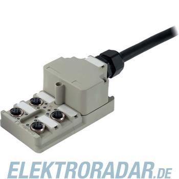 Weidmüller Sensor Aktor Verteiler SAI SAI-4-M 5P M12 ZF