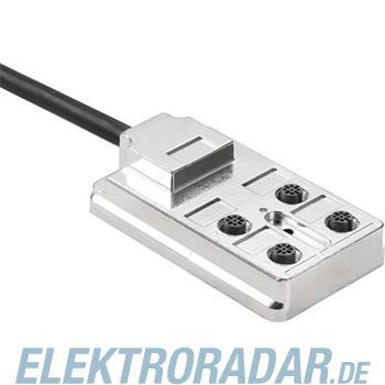 Weidmüller Sensor Aktor Verteiler SAI SAI-4-FMM-4P M12 5M