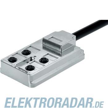 Weidmüller Sensor Aktor Verteiler SAI SAI-4-FMM-4P M12 10M