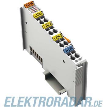WAGO Kontakttechnik Leistungsmessklemme 750-494/000-001