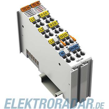 WAGO Kontakttechnik Leistungsmessklemme 750-495
