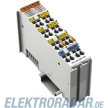 WAGO Kontakttechnik Leistungsmessklemme 750-495/000-002
