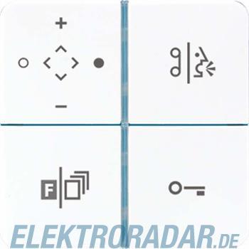 Jung TKM Tastensatz Audio lgr TK IS CD 514 TS LG
