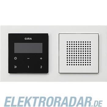 Gira Unterputz-Radio RDS 049572
