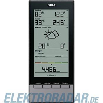 Gira Energie/Wetterdisp.alu 2360203