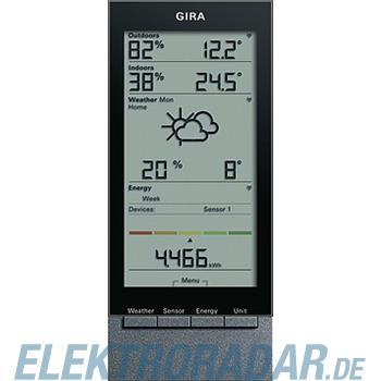 Gira Energie/Wetterdisp.alu 236026