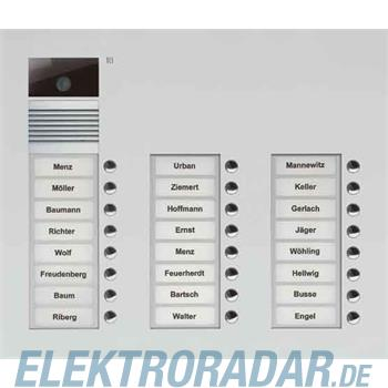 TCS Tür Control Video-Außenstation Color AVU16240-0010