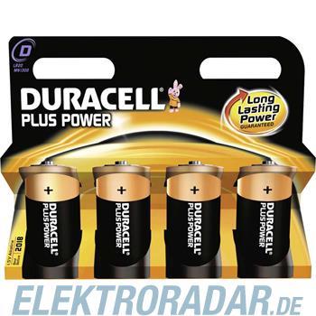 Procter&Gamble Dura. Batterie Alkaline Plus Power-D K4