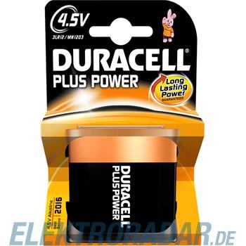 Procter&Gamble Dura. Batterie Alkaline Duracell Plus Power-4,5V K1