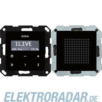Gira Unterputz-Radio RDS 228005