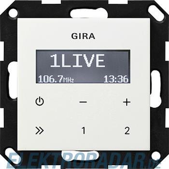 Gira UP-Radio RDS 228403