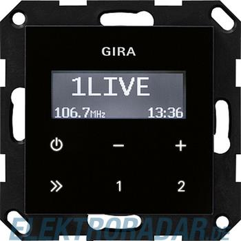 Gira UP-Radio RDS 228405