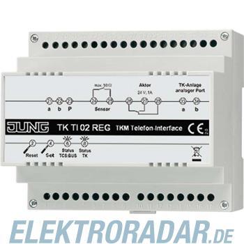 Jung TKM Telefon-Interface TK TI 02 REG