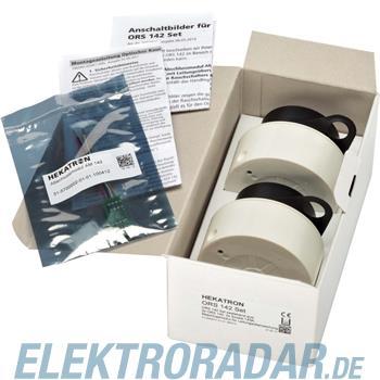 Hekatron Vertriebs Rauchschalter-Set m.Sockel ORS 142 Set