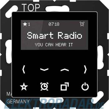 Jung Radio m. Displ. Stereo RAD A 508 SW