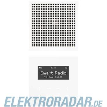 Jung Radio mit Display Set Mono RAD AL 2918 AN
