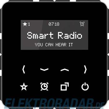 Jung Radio m. Displ. Stereo RAD CD 508 SW