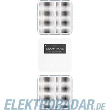 Jung Radio m. Displ. Set stereo RAD CD 528 WW