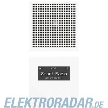 Jung Radio mit Display Set Mono RAD LS 918 SW