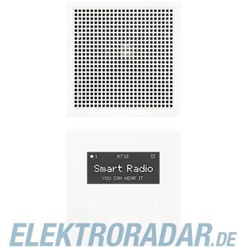 Jung Radio mit Display Set Mono RAD LS 918 WW