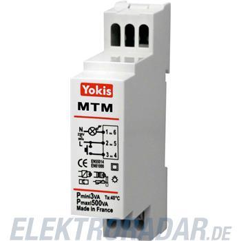 Grothe Treppenlicht-Zeitschalter MTM500M
