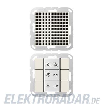 Jung Audio-Innenstation SI AI A 6 W