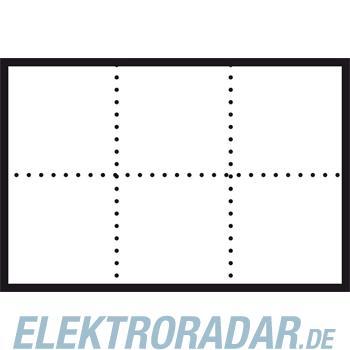 Siedle&Söhne Infoschild-Modul ISM 611-3/2-0 W